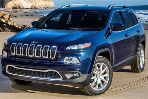 jeep cherokee blue new jeep cherokee 2014 evolved suv for less than 23000