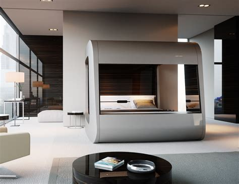 Hican Bed by Hican Revolutionary Smart Bed 187 Gadget Flow