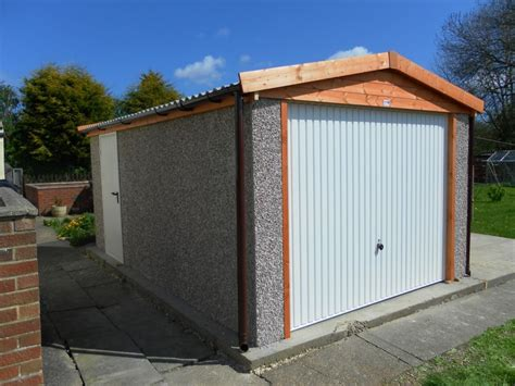 Prefab Concrete Garage Kits by Concrete Garages Prefab Garages Garages Uk