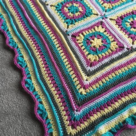knitting ridges petals and ridges blanket knitting patterns and crochet