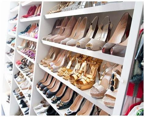In Closet Shoe Organizer by Garderoba Cz苹蝗艸 6 Buty Dobrze Zorganizowana