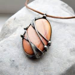 how to make jewelry from rocks 17 best images about tumbled rock jewelry ideas on