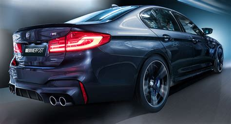 New Bmw M5 by This Is What The New 2018 Bmw M5 Will Probably Look Like