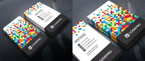 %name vertical business cards   50 unique ideas for your next email