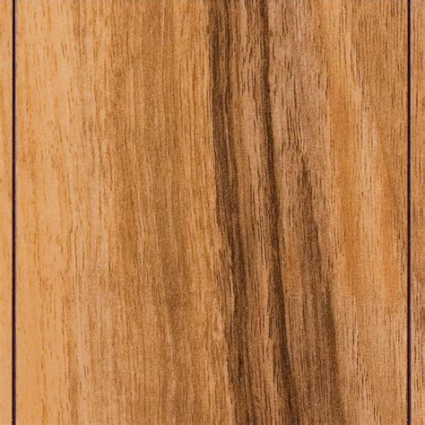 trafficmaster hand scraped saratoga hickory  mm thick     wide     length