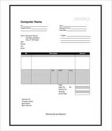 invoice template word 2007 free invoice template word 2007 free