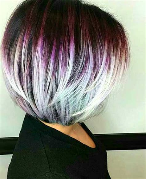 Short Hairstyles And Color For 2017 | various short hair color ideas you will love short