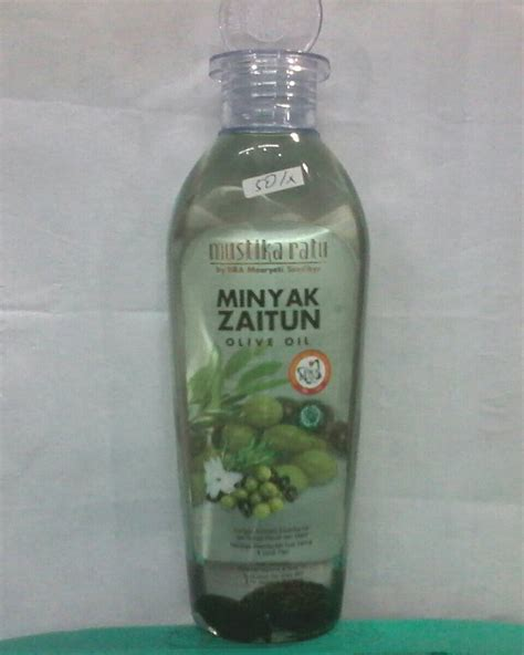 Minyak Zaitun Mustika Ratu 175ml jual minyak zaitun mustika ratu suci herbal shop