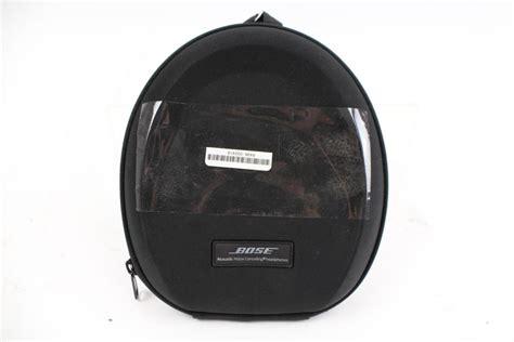 bose quiet comfort earbuds bose quiet comfort 15 headphones property room