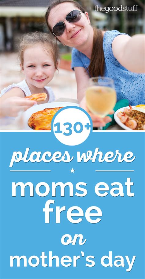 places to eat for day 130 places where eat free on s day 2017