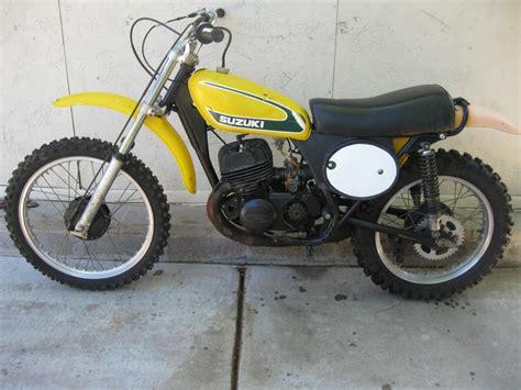 Suzuki Cz 250 1974 Suzuki Tm 250 Chion Project Ams Racing