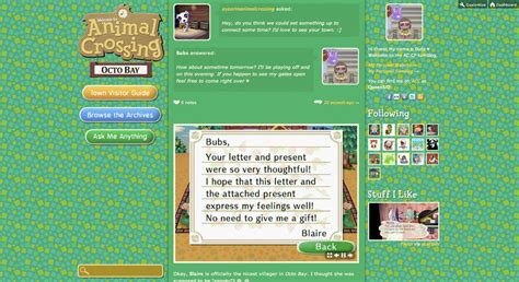 tumblr themes animal crossing animal crossing tumblr theme by bubblessoc on deviantart