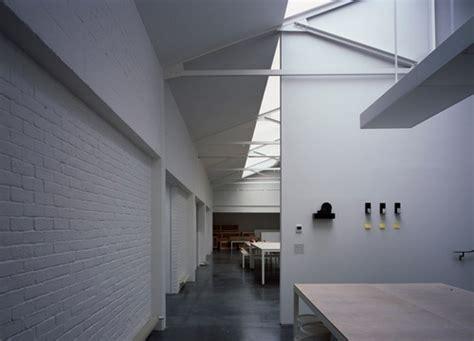 desain gudang material desain warehouse studio dan galeri seni edmund de waal