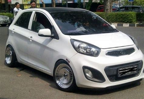 Accu Mobil Kia Picanto 10 konsep modifikasi kia picanto terbaru otodrift