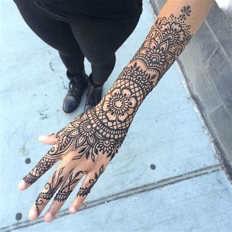 best 25 full hand tattoo ideas on pinterest