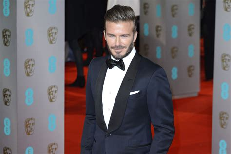 David Beckham Is Prince Charming by Gq S 50 Best Dressed In Britain Photos Wwd