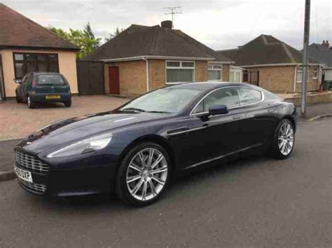 2010 Aston Martin Rapide For Sale by Aston Martin Rapide 6 0 V12 Touchtronic 2010 Car For Sale