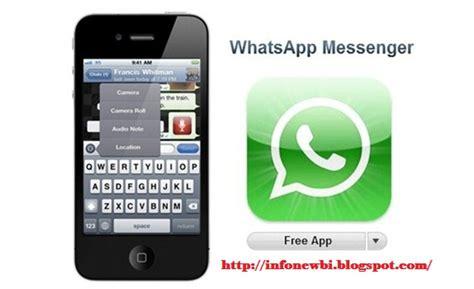 Hp Nokia Whatsapp whatsapp untuk hp nokia keunggulan whatsapp