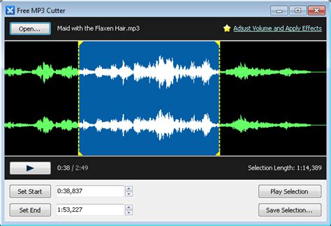 download mp3 cutter تحميل برنامج تقطيع الصوت mp3 cutter مجانا برابط مباشر