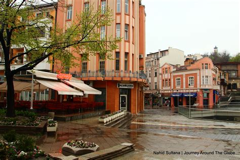 of town plovdiv journey around the globe