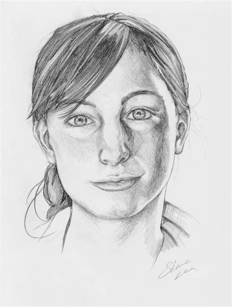 Portrait Drawers by Self Portrait The Shaunart