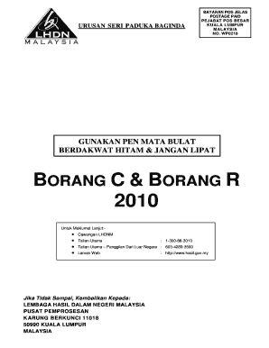 borang c what is borang c fill online printable fillable blank