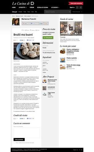 cucina d repubblica la cucina di d di repubblica la web agency presenta il