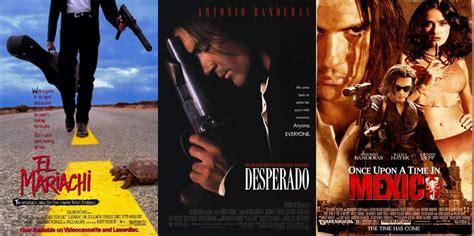 film desperado adalah 10 film trilogi yang judul alurnya tidak saling