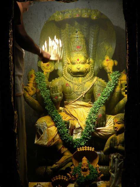 lord narasimha swamy  prahlada gods  goddesses indian gods deities