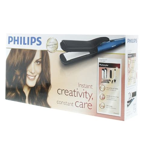 Philips Hp 8698 Hair Styler Multi 6 In 1 Successor Hp 4698 philips 6 styling attachments multi styler hp8698 transcom digital