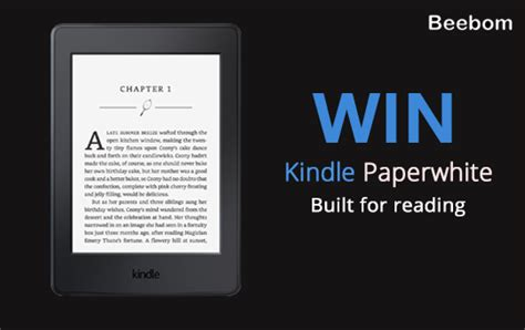 kindle contest win kindle paperwhite win kindle paperwhite with beebom giveaway beebom
