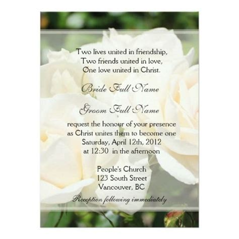 Wedding Card Christian by 246 Best Christian Wedding Invitations Images On