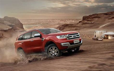 ford news today the new ford endeavour drive reviews news
