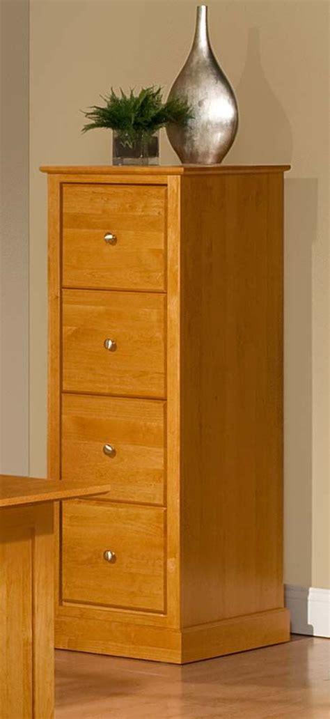 wood 4 drawer file cabinet alder 4 drawer file cabinet