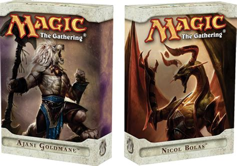 Nicol Bolas Deck by Ajani Vs Nicol Deck Boxes