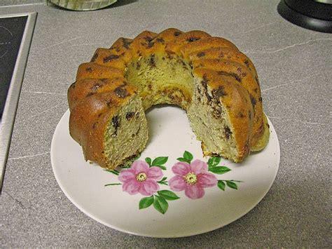 Normaler Kuchen Mit Schokostuckchen Beliebte Rezepte F 252 R