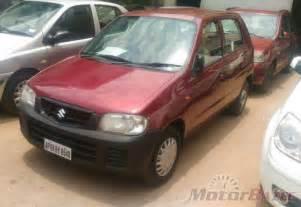 Suzuki Alto Lxi Used Maruti Suzuki Alto Lxi 15185050517150112