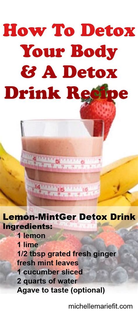 How To Use A Detox Drink For A Test by 30 Best Healthy Meal Plans Images On Healthy