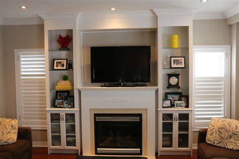 Oakville Wall Units   Toronto Custom Concepts   Kitchens
