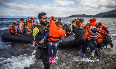 migrant crisis unhcr warns europe eu leaders killing refugees by neglect after cutting rescue missions uk news express co uk