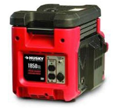 portable gas generator manual