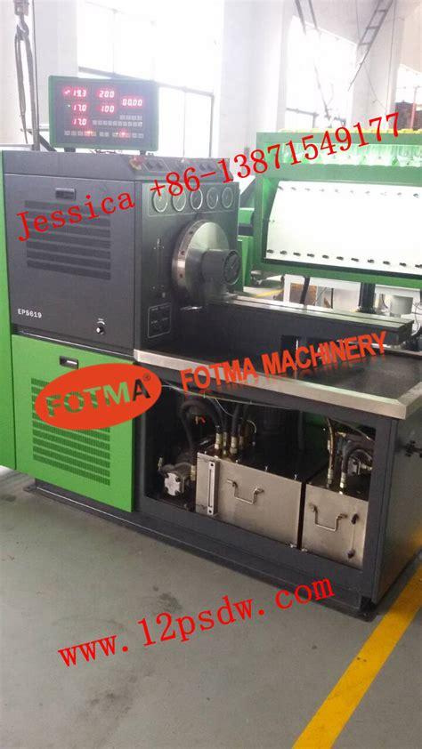 diesel fuel pump test bench diesel pump test bench common rail injection test bench