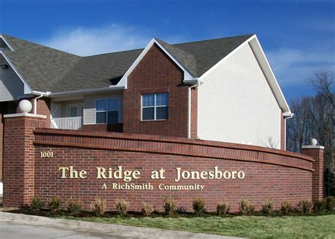 one bedroom apartments jonesboro ar ridge at jonesboro rentals jonesboro ar apartments com