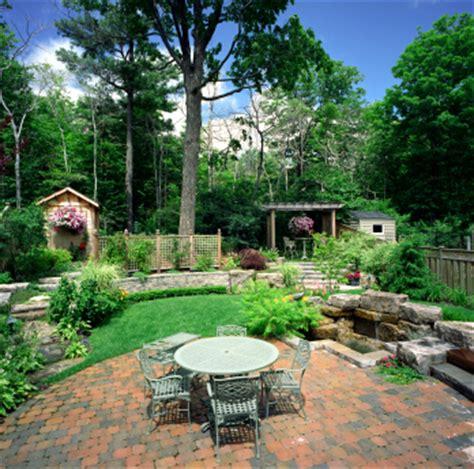 private backyard ideas backyards paradis landscapes ideas small backyards back