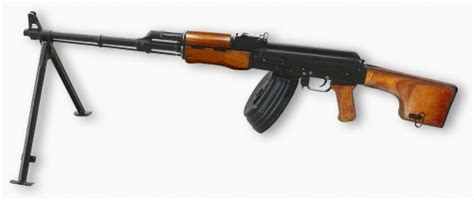Atasan Greta Set 2in 1 rpk light machine gun firearms database