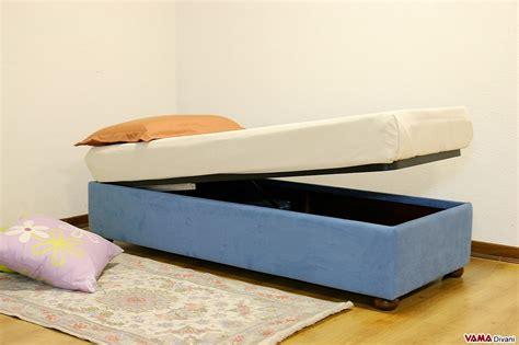 letto senza testata letto singolo con contenitore senza testata prezzi e foto