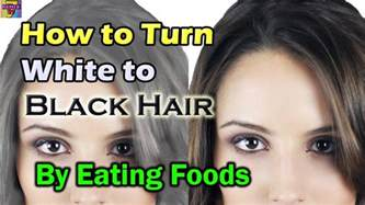 how go get rid of gray on african american hair how to get rid of gray hair foods to eat to turn white