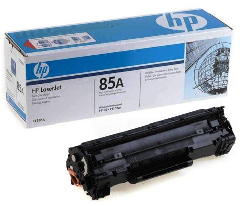 Toner Hp P1102 chip y polvo para recargar toner hp 85a p imp p1102 y