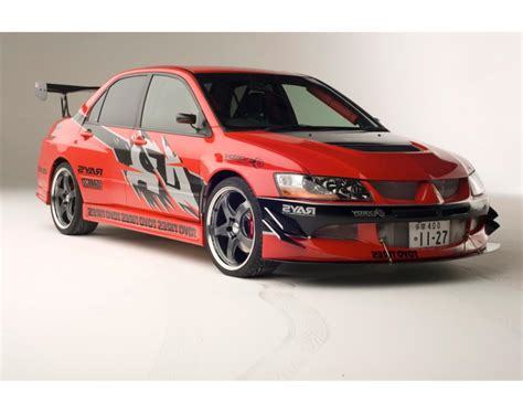 mitsubishi lancer evolution fast and furious the fast and the furious tokyo drift 2006 mitsubishi