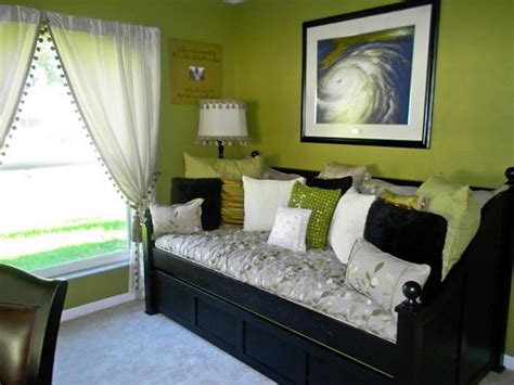 green and black bedroom black white bedroom with green bedroom organized